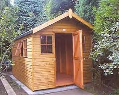 plans for structure your own shed
