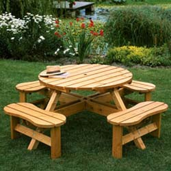outdoor furniture plans build