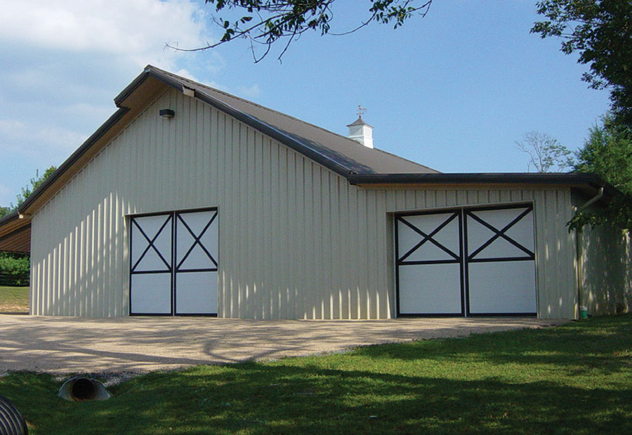 Garage barn plan
