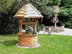 full size wishing well plans